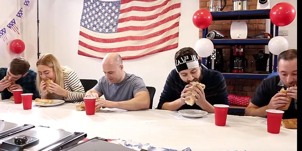 Man V Food Challenge