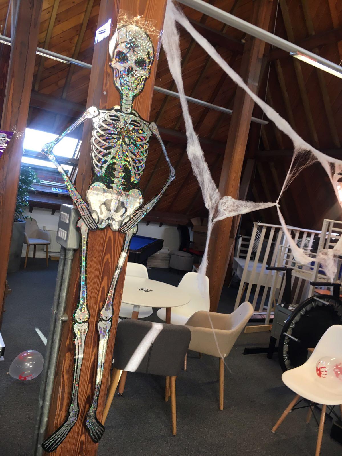A Spooktacular Halloween Party