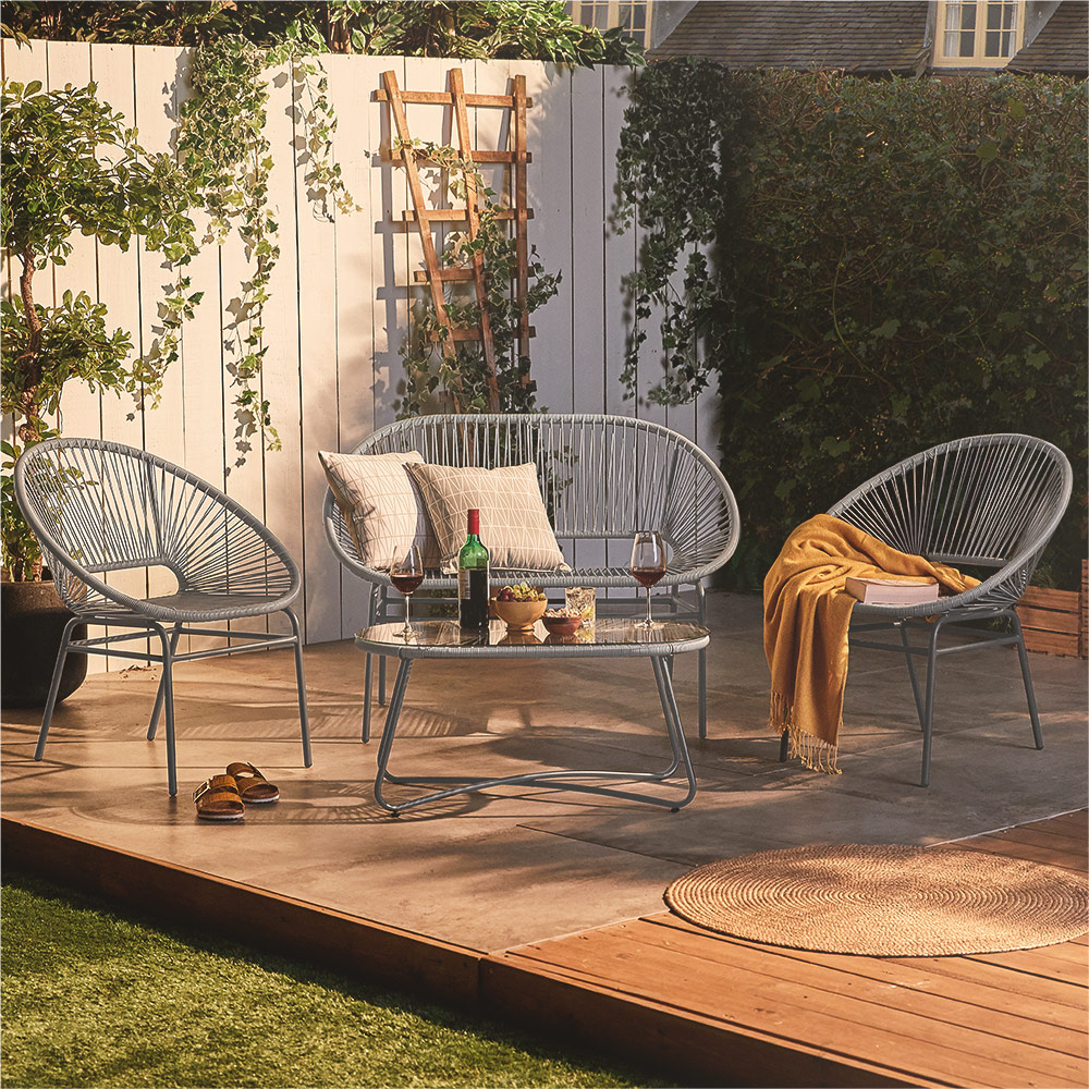 Create the perfect outdoor space with VonHaus